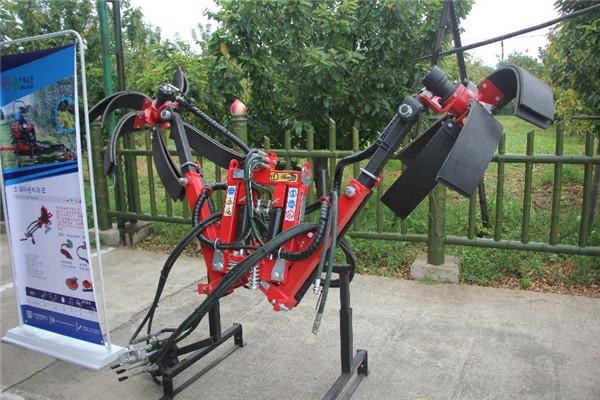 听说果园全程机械化种植,北京丰茂一家基本能搞定