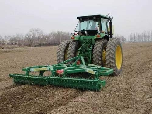 广西关于确认2018年农机深松整地作业任务的通知