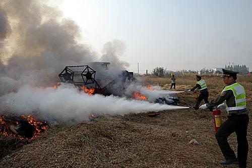天津市关于进一步提高农机事故处理能力的通知