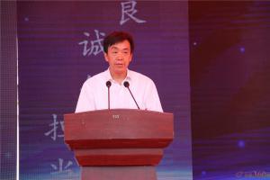 济宁市农机局局长孟庆光同志致辞