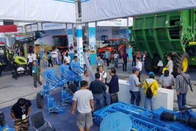 德国LEMKEN参加2017年新疆农业机械博览会