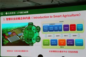 杨敏丽教授:智慧农业与农业机械化