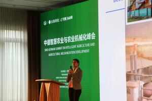 切塔纳·斯达帕:人才培养引领支撑农业现代化