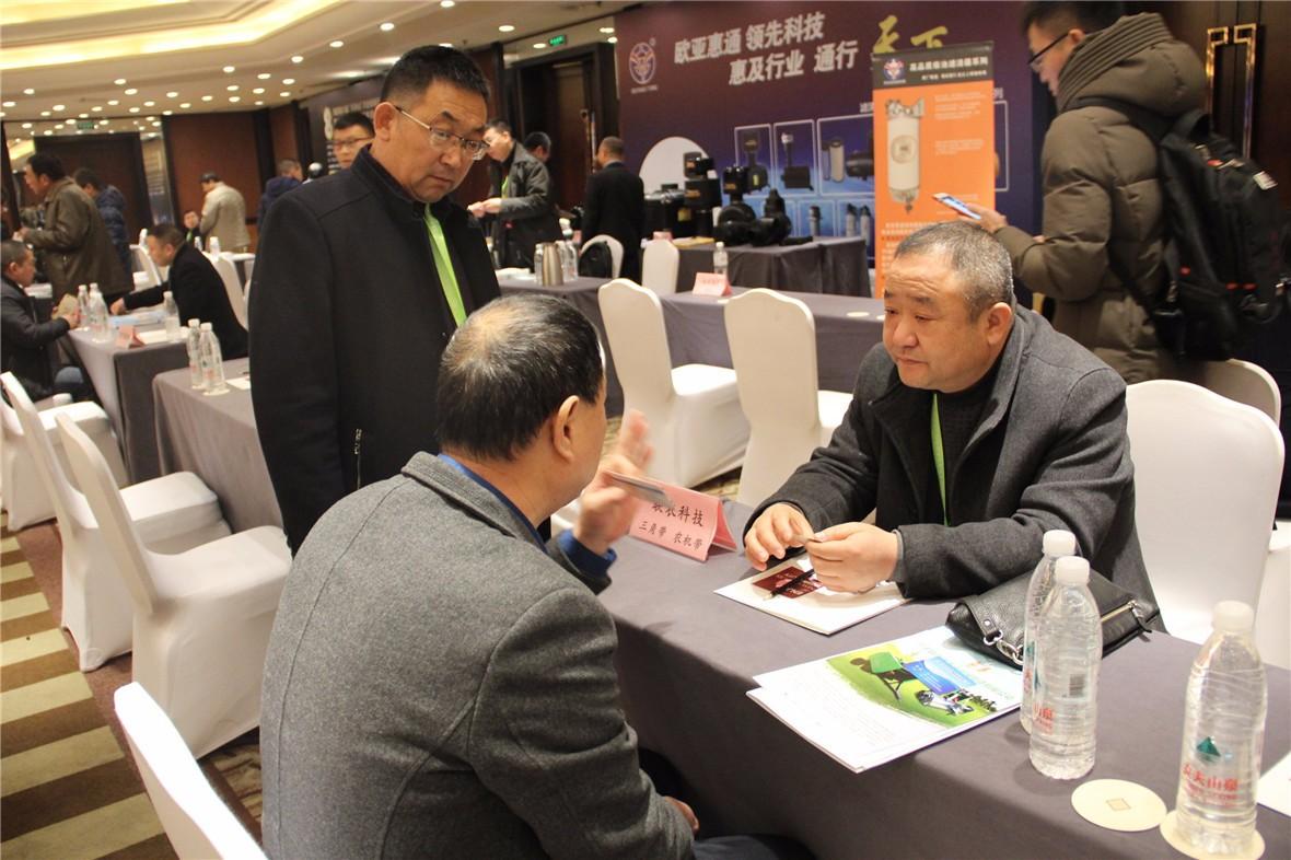 """大田农社丨农机360网为确保参会企业的需求能精准匹配,建立了""""供需面对面""""采购平台。"""