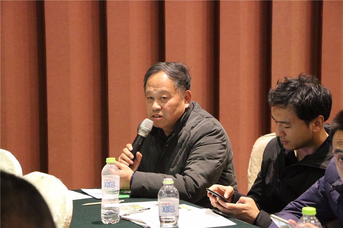 """3月1日,以""""万物互联 赋能企业""""为主题的农机企业物联网解决方案说明会走进山东潍坊。"""