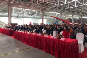 2018年3月19日,德国GRIMME天津公司开业盛典。