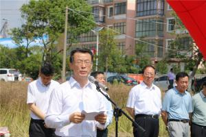 农业农村部农机推广总站刘恒新站长讲话。