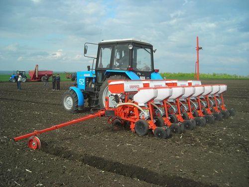 进口精播机走热为农机供给侧改革出题引路