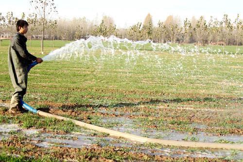 东北等地降水持续偏少 抗旱保春播 稳粮增秋收