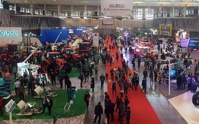 2017中国农业机械展览会9月郑州举行