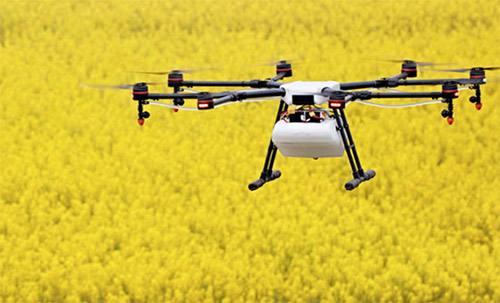 农业迈入新时代