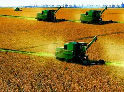 向世界展示中国农业的力量