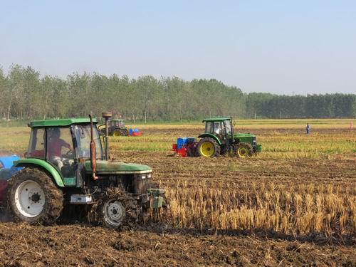 湖北省关于发布2017年第一批农业机械推广鉴定大纲的通告