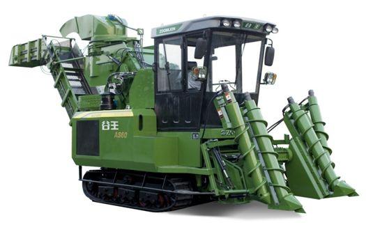 农业机械走向世界