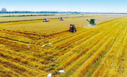 农业部关于征集主要农作物全程机械化生产模式的通知