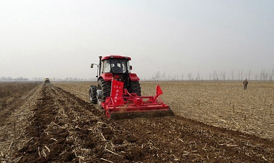 山西省2017年农机深松整地作业补助项目实施方案