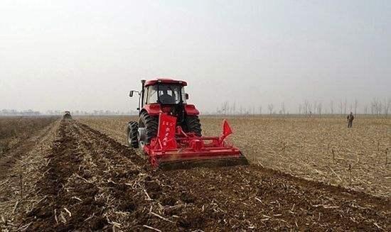 山西省对农机购置补贴范围内的机具全部敞开补贴