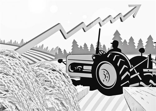 土地不流转如何实现规模经营? 农业托管改变农村生态