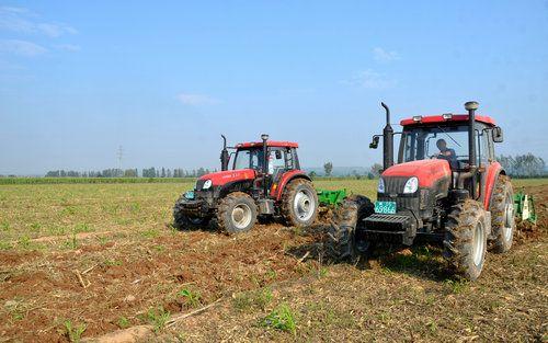 湖南省农业机械管理局关于申报2017年第二期农机新产品的通知
