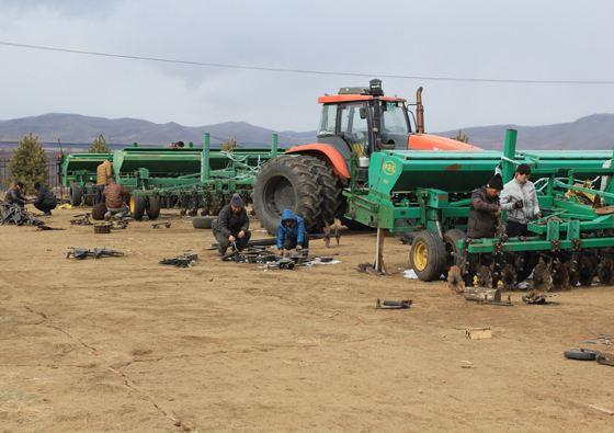 内蒙古关于公布获得2017年第三批内蒙古自治区农业机械推广鉴定证书产品检测结果信息的通知