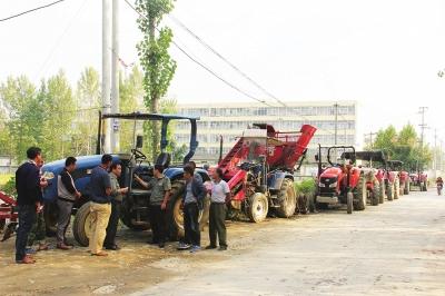 农机安全生产形势持续向好