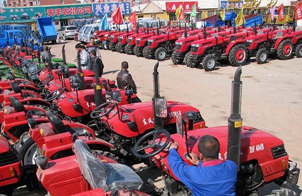 农机后市场概念和业务发展还需进一步研究