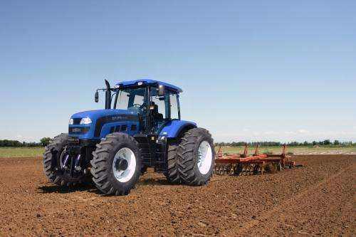 10月份大中拖产量下降,仅小型拖拉机略有增长