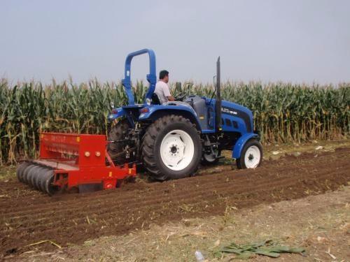 黑龙江省2017年第三批农业机械推广鉴定获证产品检测结果