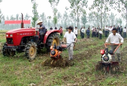 广东省农业机械试验鉴定站关于2017年第二批农机推广鉴定结果的公示