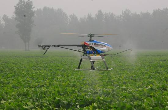 浙江省农业机械管理局关于报送2017年植保无人飞机试点产品归档信息的通告