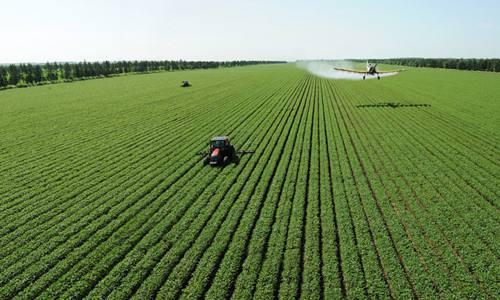 智慧农业开启种地新时代