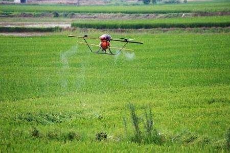 安徽省关于开展农机购置补贴引导植保无人飞机规范应用试点工作的通知