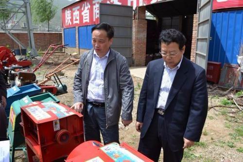 陕西省撤销农业机械推广鉴定证书产品名单通告