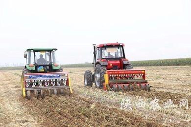 陕西省农机鉴定站关于2017年第8批省级农业机械推广鉴定结果的通报