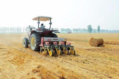山西关于做好2017年农机购置补贴项目资金结转的通知
