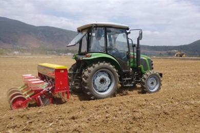 黑龙江农垦2018年第一批农业机械推广鉴定结果的通报