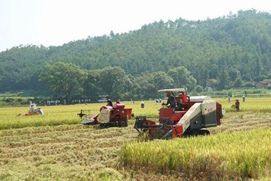 江西省关于征求《江西省2018-2020年农业机械购置补贴实施方案》意见的通知