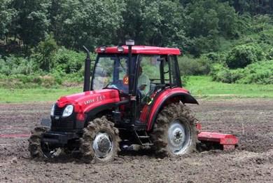 海南省关于征求2018-2020年农机购置补贴机具种类范围的函