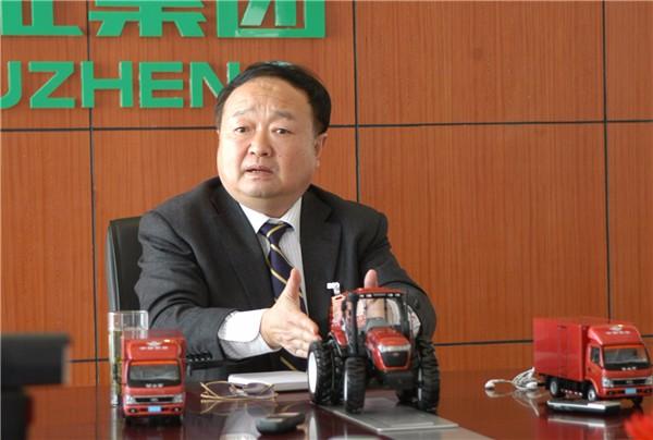 全国人大代表、五征集团董事长姜卫东: 四项措施让农机新品鉴定和补贴畅通无阻