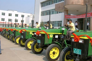 甘肃省率印发2018农机购置补贴实施方案