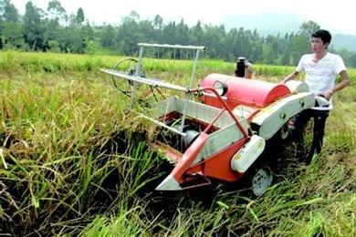 四川省关于2018-2020年农机购置补贴额一览表的公示