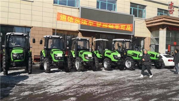 2018年辉南县道依茨法尔产品推介会成功举行