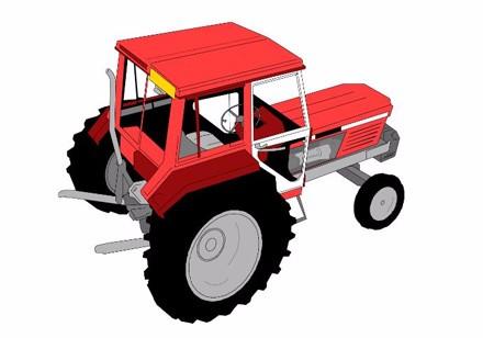农机自动驾驶导航系统,前装好还是后装好