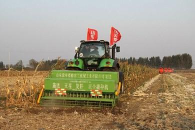 陕西省2018-2020年农机购置补贴实施方案的通知