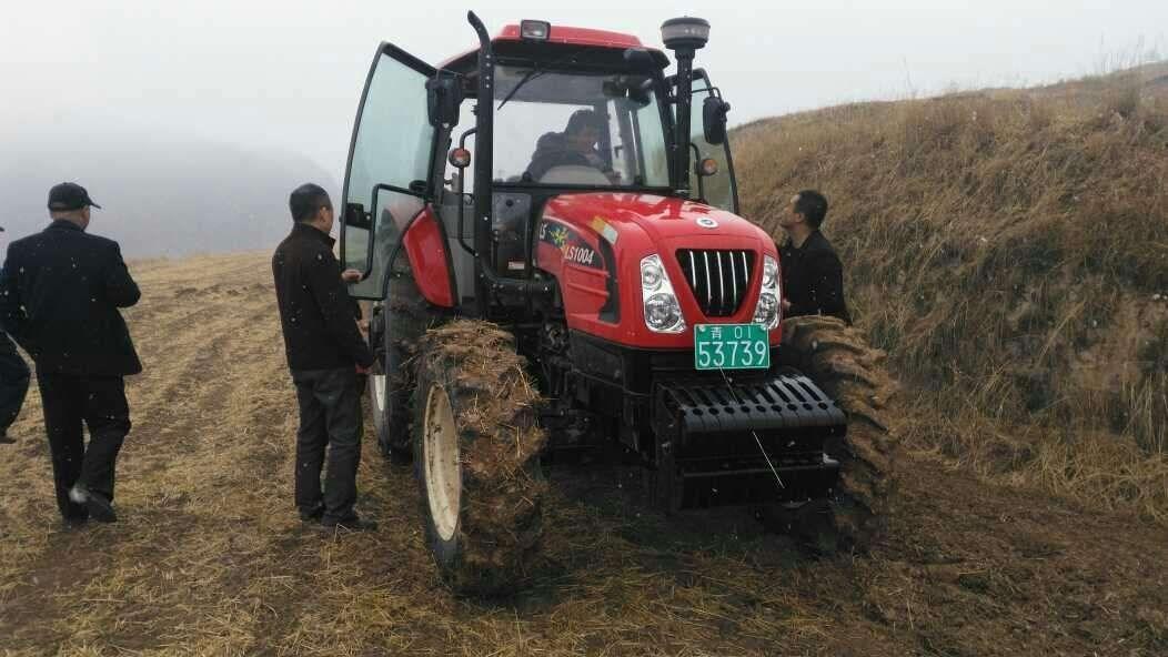 青海省2018-2020年农业机械购置补贴实施方案的公示