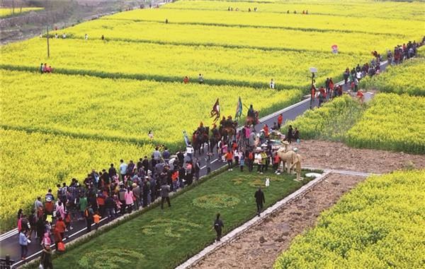 农业农村部:力争到2020年休闲农业和乡村旅游营收超万亿元