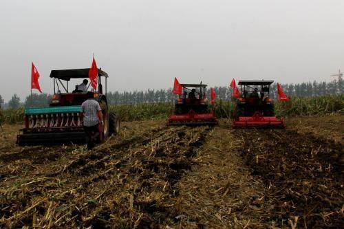 辽宁省关于印发2018-2020年农机购置补贴实施方案的通知