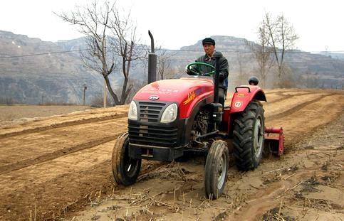 陕西省启用2018年农机购置补贴辅助管理系统的通知