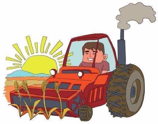 """别让农机人沾上""""积极废人""""的标签"""