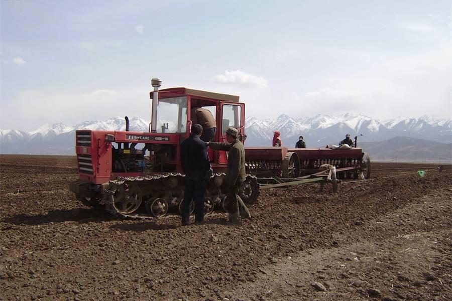青海省2018-2020年农业机械购置补贴实施方案